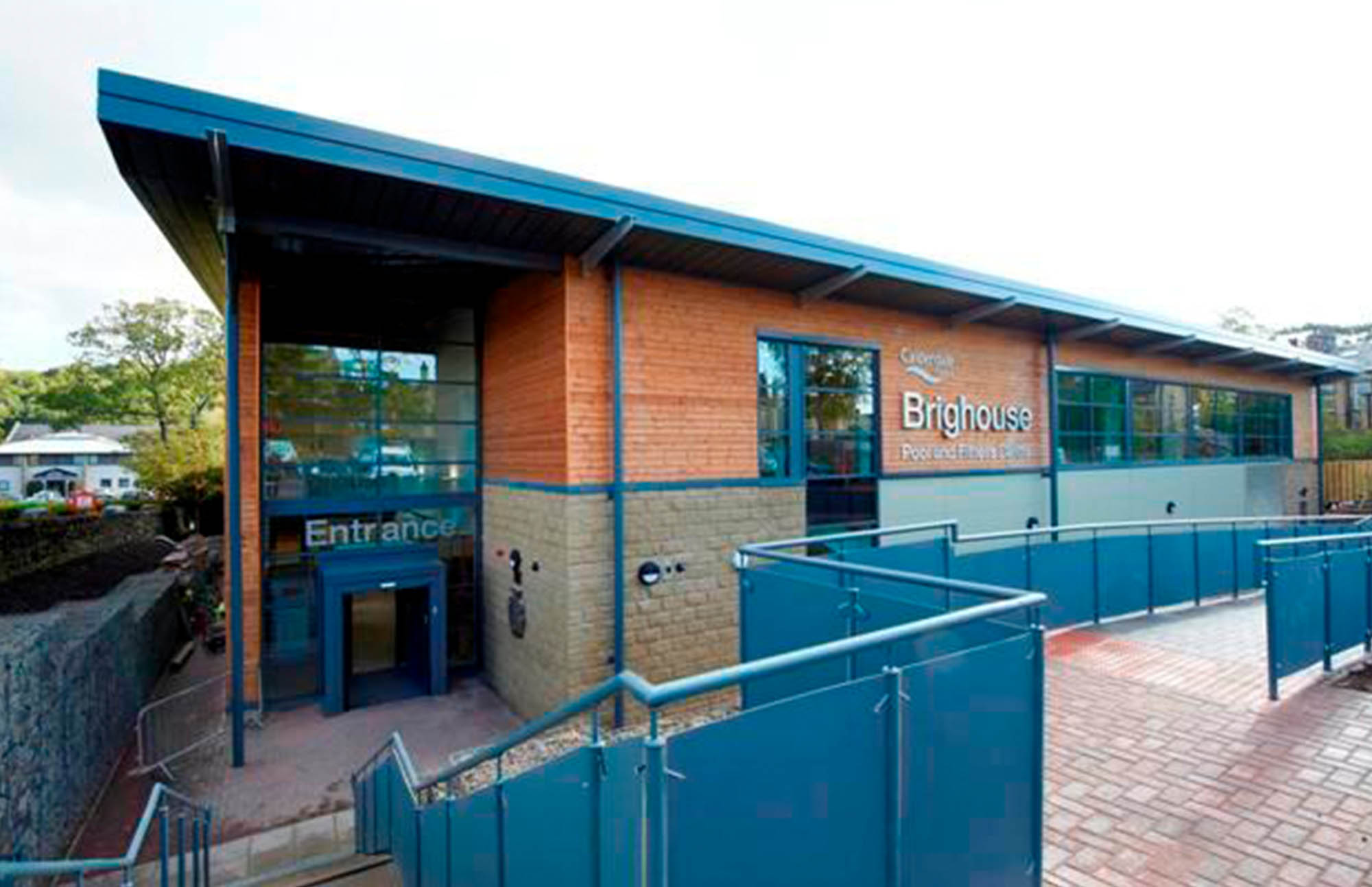 Brighouse Swimming Pool and Leisure Centre