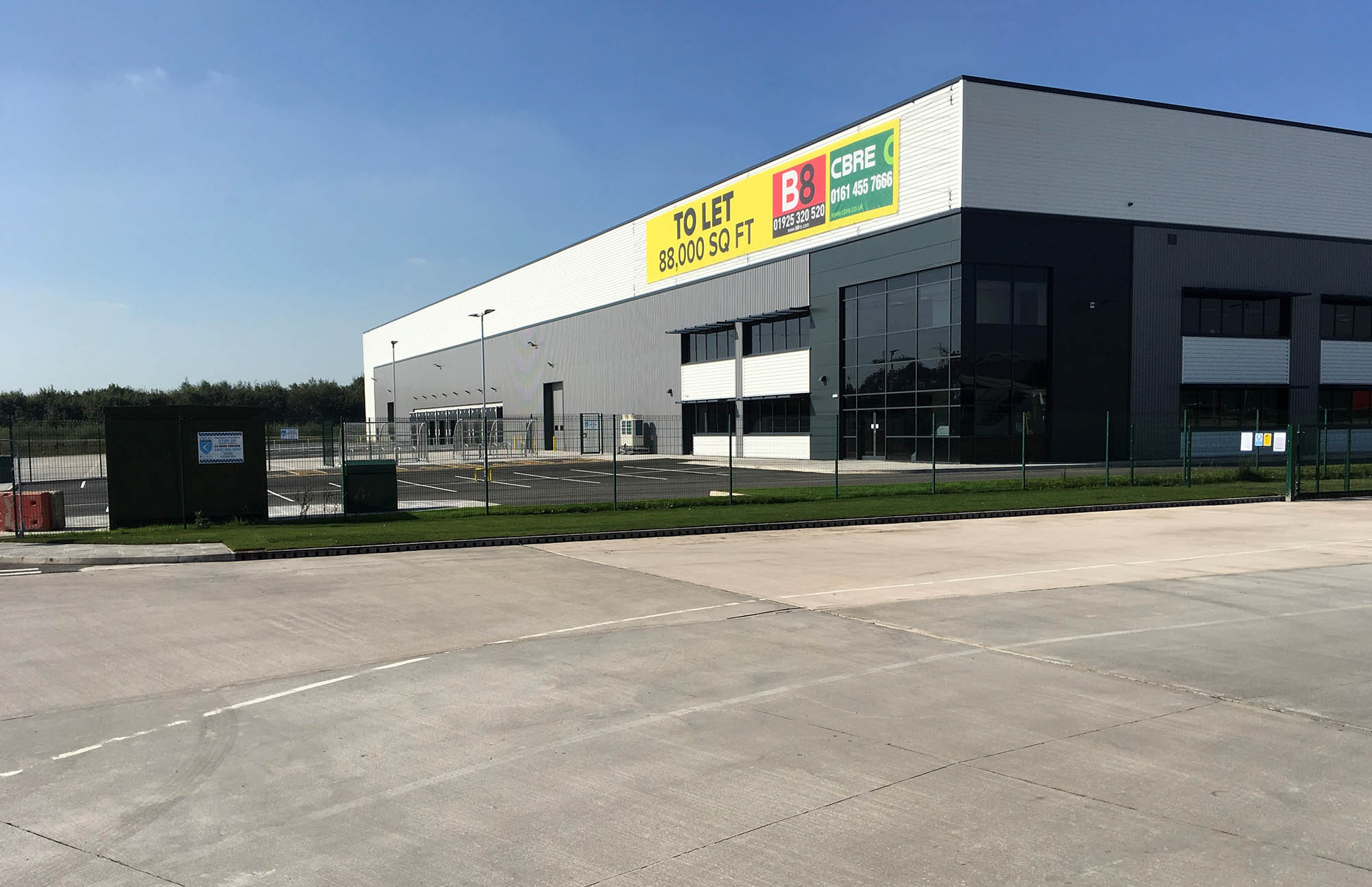 Industrial Unit, Omega Park, Warrington