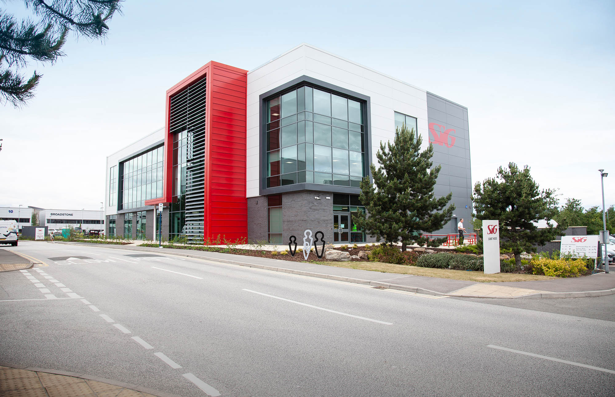 New SIG Head Office, Sheffield
