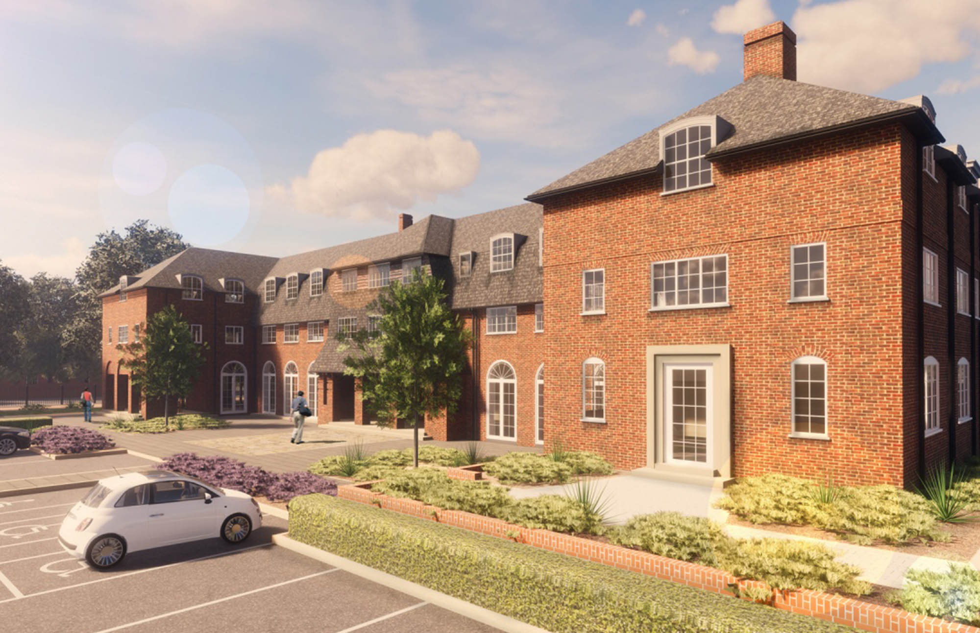 Somerville Luxury Retirement Living, Leicester
