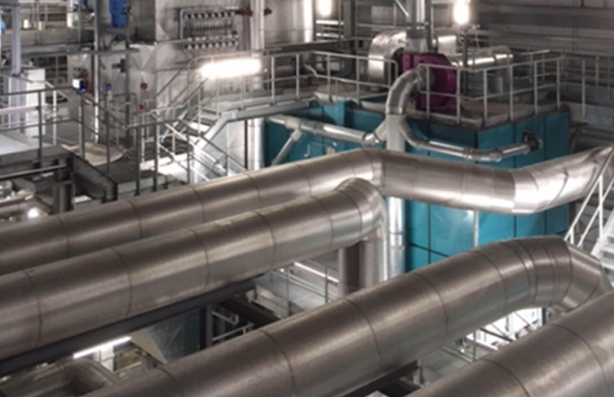 Volac Biomass CHP Plant, Felinfach